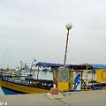 Photos: ダイビングの船