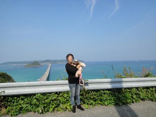 角島さくらと記念撮影1
