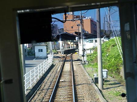 江ノ電車窓(和田塚駅→鎌倉駅)1