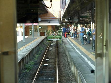 江ノ電車窓(和田塚駅→鎌倉駅)2