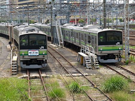205系横浜線(東神奈川)1
