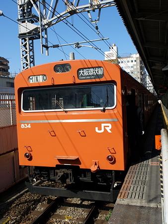 103系(今宮駅)2