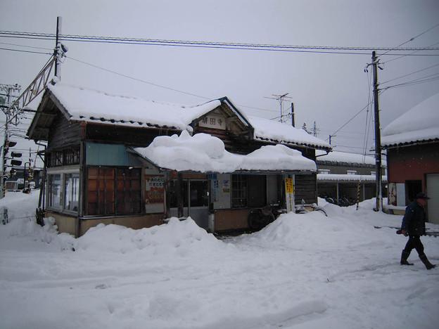 写真: 寺田駅舎s