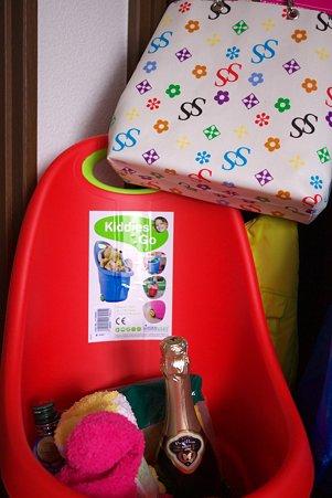 2010.07.05 お義姉さん手製バックとCostcoの買物
