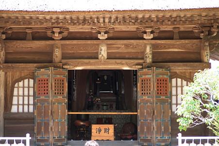 2011.08.09 北鎌倉 円覚寺 仏日庵開基廟