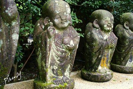 童地蔵さま・・茶湯寺・・4