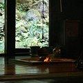 Photos: 囲炉裏のある部屋・・