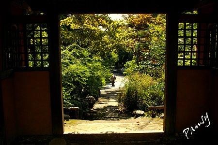神無月の海蔵寺にて・・3