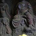 写真: 臼杵石仏・ホキ石仏第一群第四龕・地蔵十王像 - 10