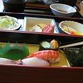 Photos: 和食レストランにて