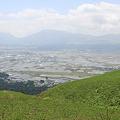 写真: 100512-40大観峰駐車場近辺から