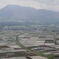 写真: 100512-43城山展望所からの阿蘇山2
