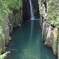 写真: 100513-14九州ロングツーリング・真名井の滝3