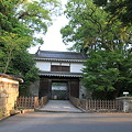 100514-4九州ロングツーリング・飫肥城・大手門 正面