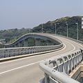 110518-30四国中国地方ロングツーリング・角島大橋