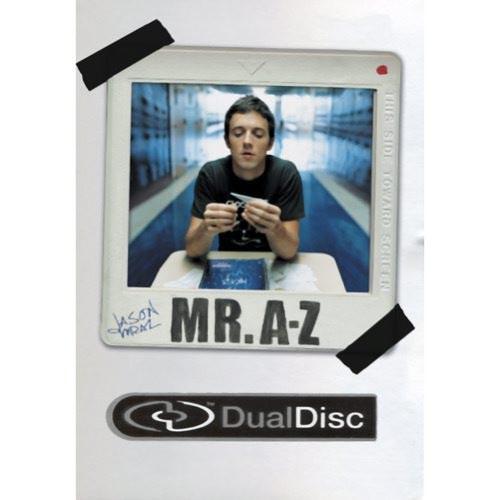 Jason Mraz - Mr.A-Z Limited Edition (Dual-Disc)_500X500