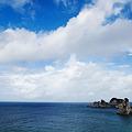 Photos: 白崎の海