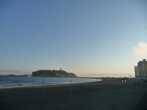 江ノ島と橋2(腰越)