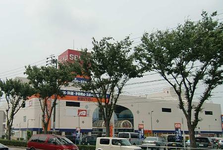 西友 岡崎店-230724-1