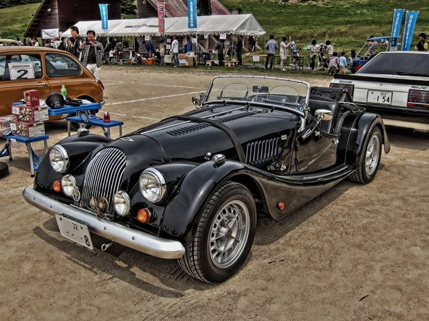 Photos: MORGAN PLUS4