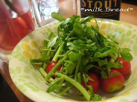 無農薬野菜1