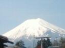Photos: 冬の雪化粧をした富士山