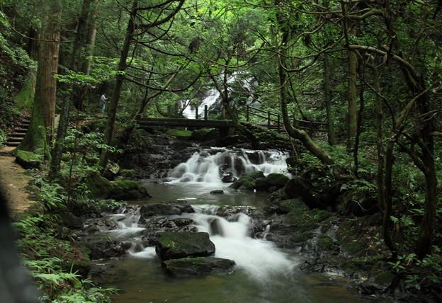 七ツ滝 3の滝(1)
