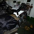 Photos: 九四フェリーのバイク固定