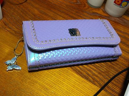 アナスイの財布を買いました~♪