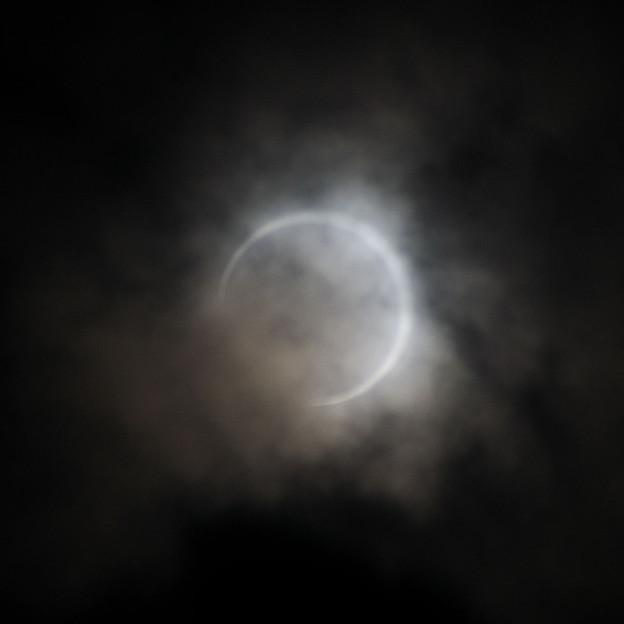 写真: 金環日食04